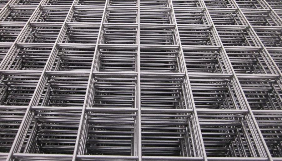 Weld Mesh Screen for fencing and construction use, widely used in Africa as Conforce.