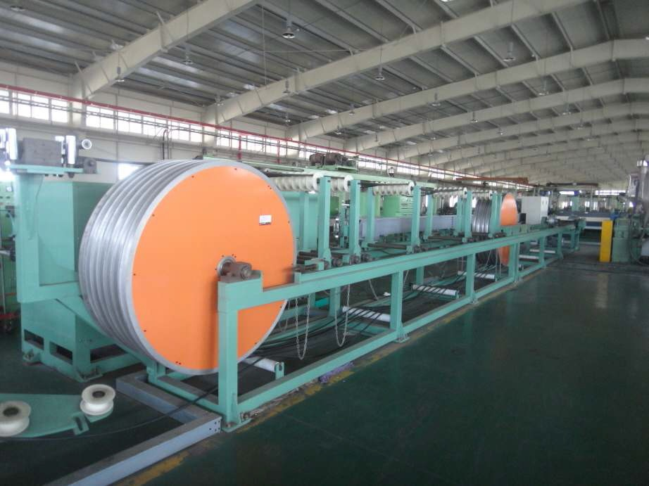 Electric Cable Machinery - Korean Make - SKU: 2500.001 - Aluminium & Copper Wire