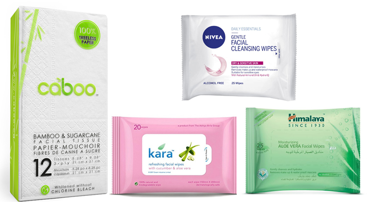 Facial cleaners,Tissues & Wipes
