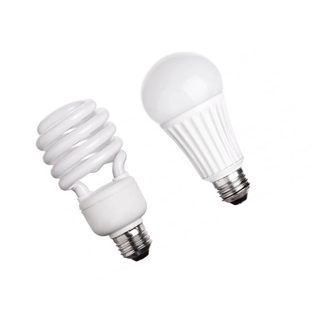 CFL & Led Bulbs