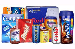 Energy & Health Drinks