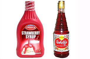Syrup, Squash & Sharbat