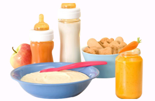 Baby Food & Health Drink