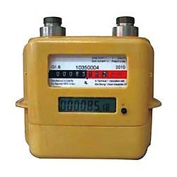 Prepaid Domestic and commercial gas meters