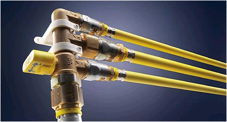 PEX MULTI-LAYER TUBES WITH FITTINGS