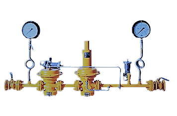 LPG HIGH AND LOW PRESSURE CONTROL SYSTEM