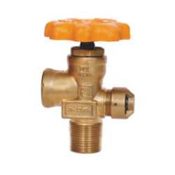 POL Valve With Safety Relief
