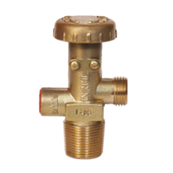 F Type Valve With Safety Relief