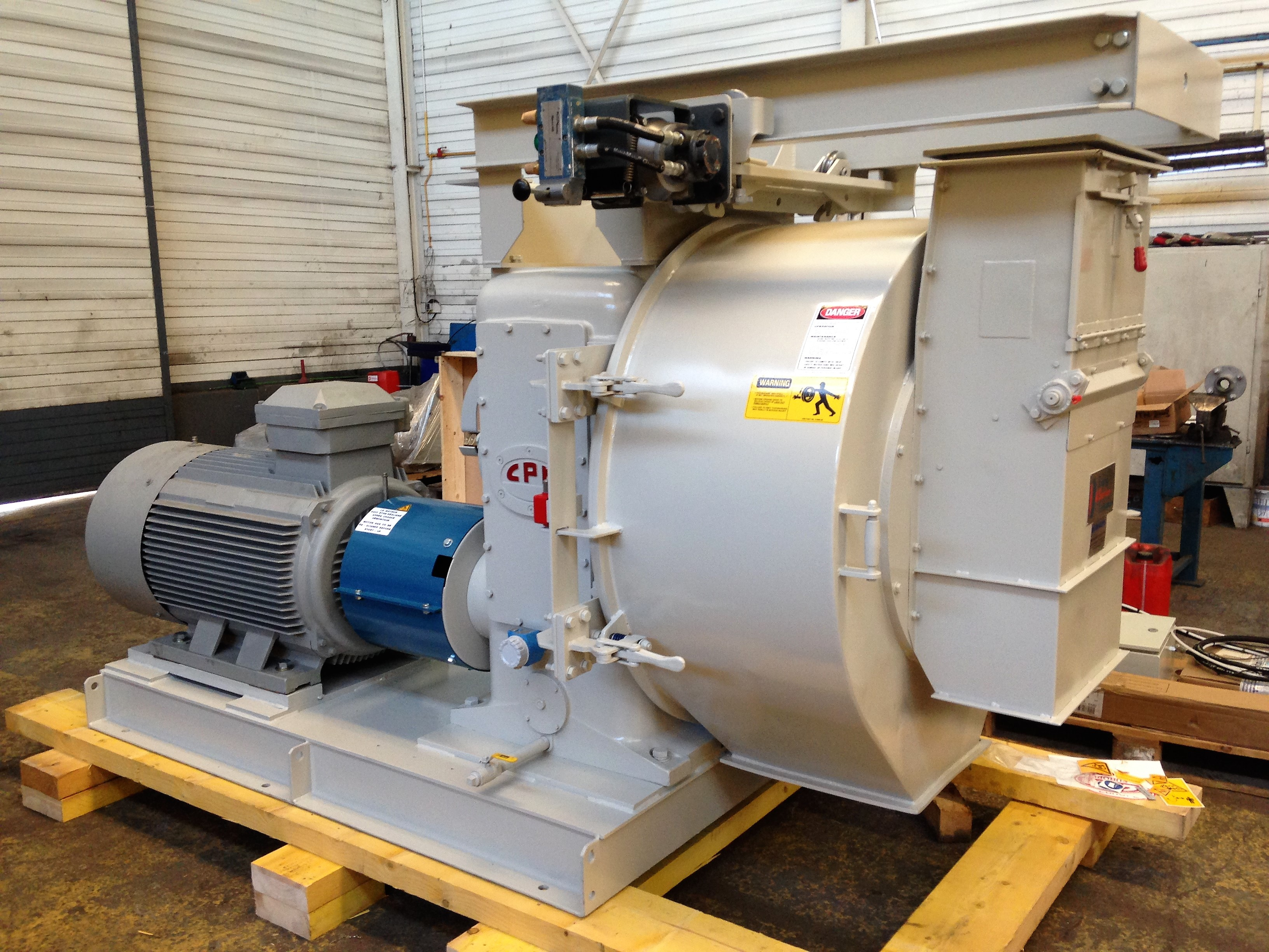 CPM reconditioned Pellet Mill
