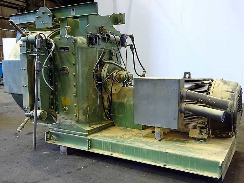 CPM 7932 Pellet Mill with 450 HP Motor
