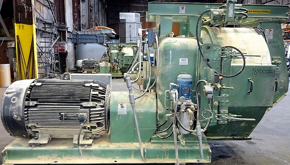 Central Lubrication system of CPM 7932 Pellet Mill with 450 HP Motor for Wood