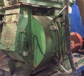Bliss Pellet Mill for Wood with 500 HP Motor