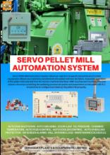 SERVO PELLET MILL AUTOMATION SYSTEM
