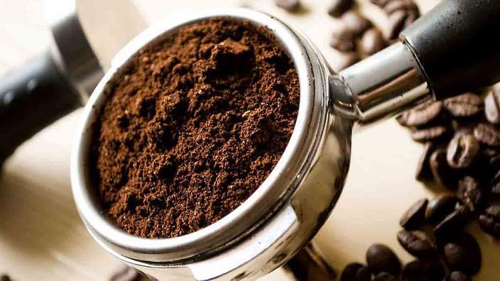 SPENT COFFEE GROUNDS (SCG) PELLET PLANT