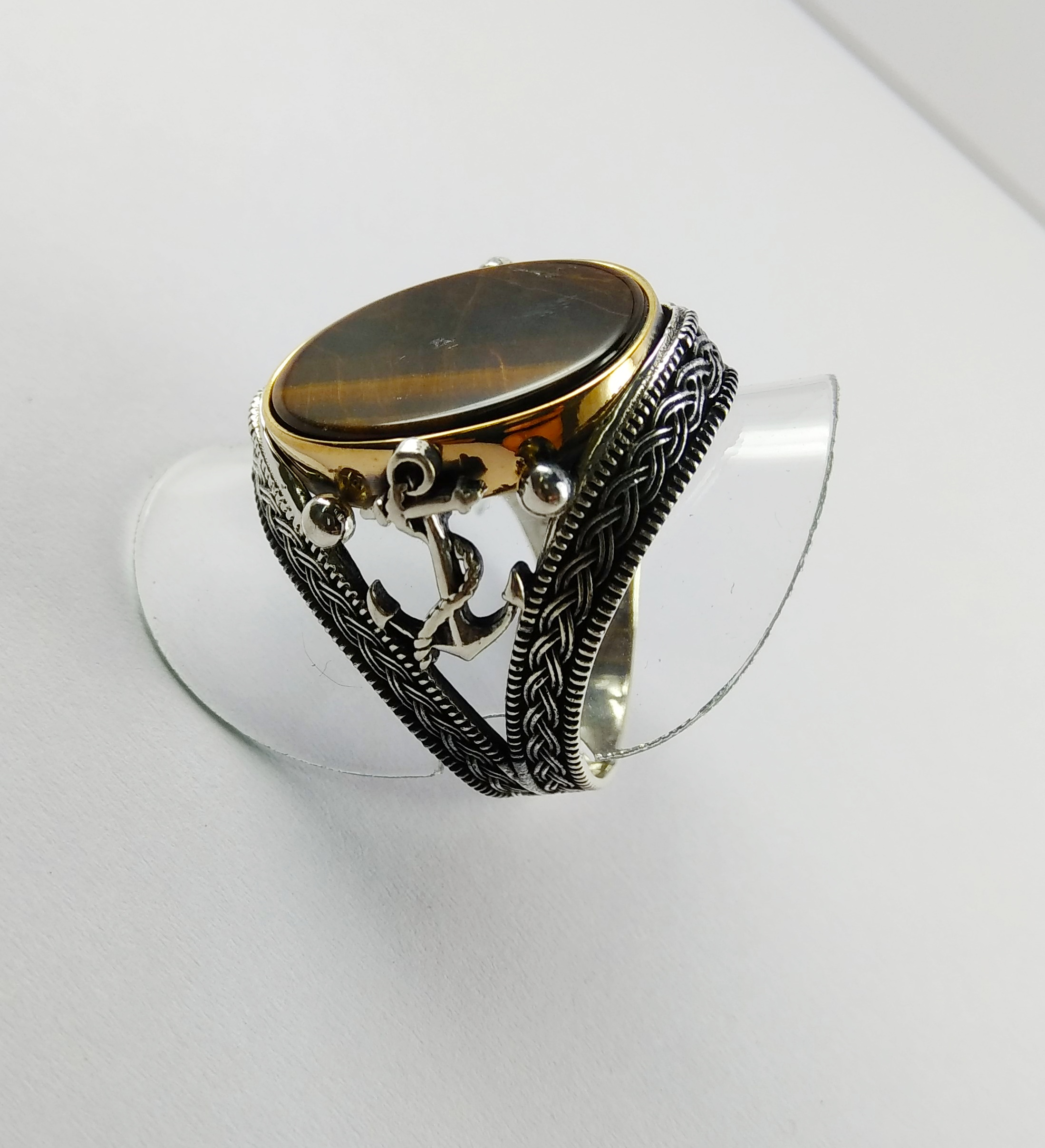 Turkish men's ring