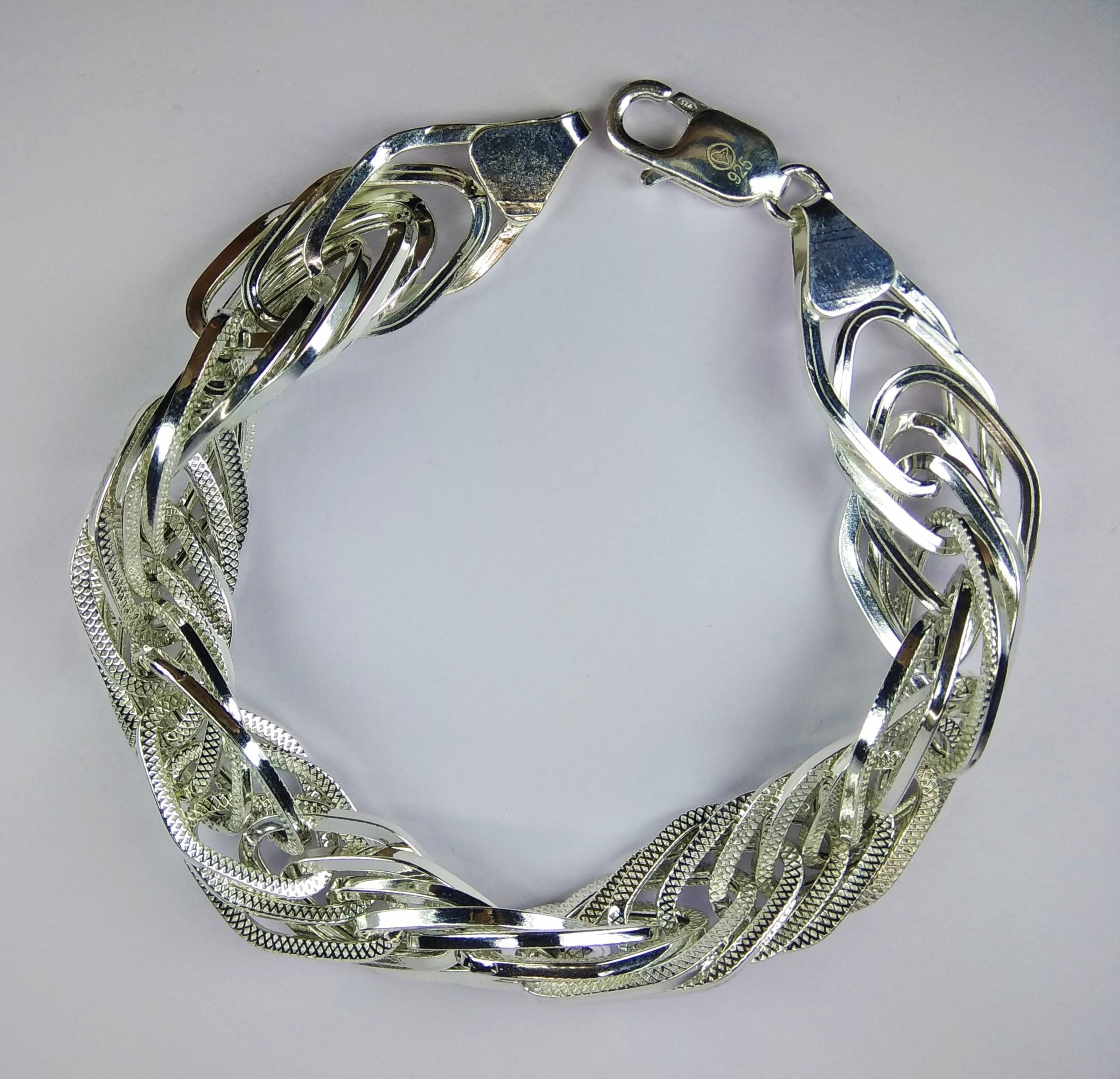 Indo italian hollow Bracelets