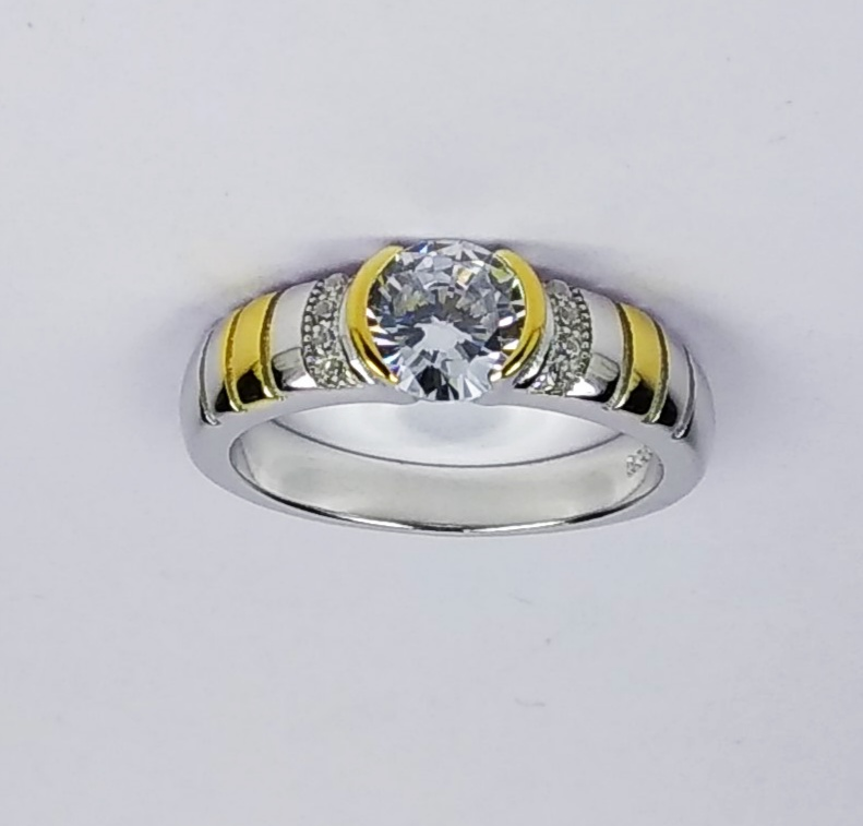 Solitaire rings for men