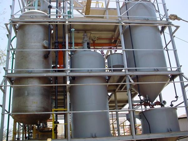 Oil Refining Plant 10 TPD for Avocado Oil