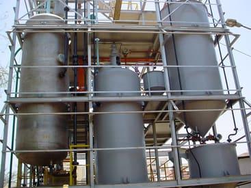 Oil Refining Plant 10 TPD for Avocado Oil