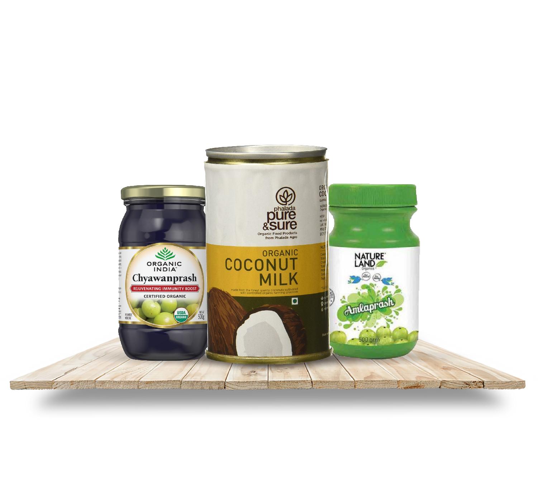 Chyawanprash & Tonic Supplements