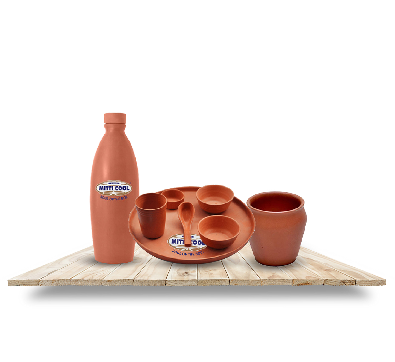 Earthen Tablewares