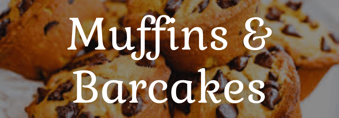Muffins/Bar Cakes/Dry Cakes
