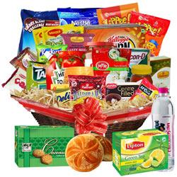 Snacks & Branded Foods