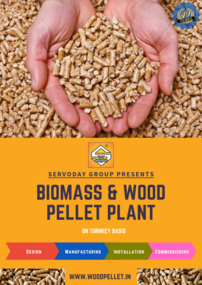 Biomass & Wood Pellet Plant Brochure