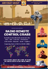RADIO REMOTE CONTROL GRABS