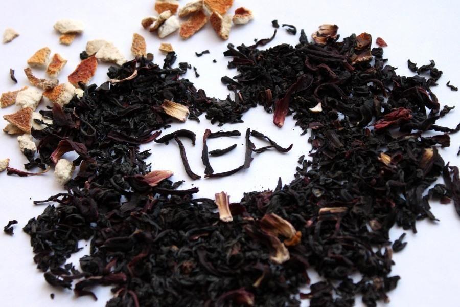 Natural Tea Leaves